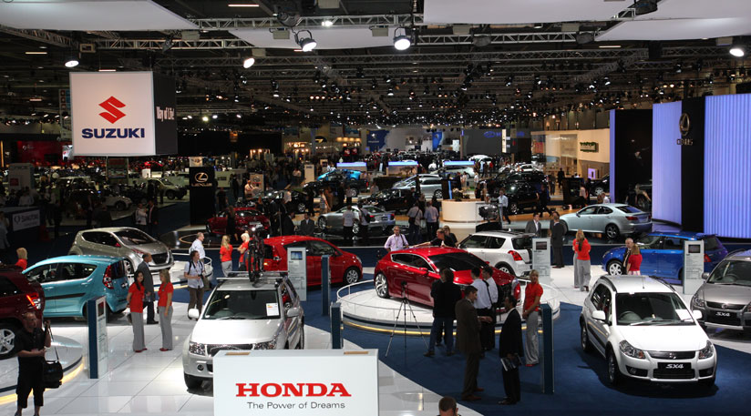 Geneva Motor Show 2016 Preview