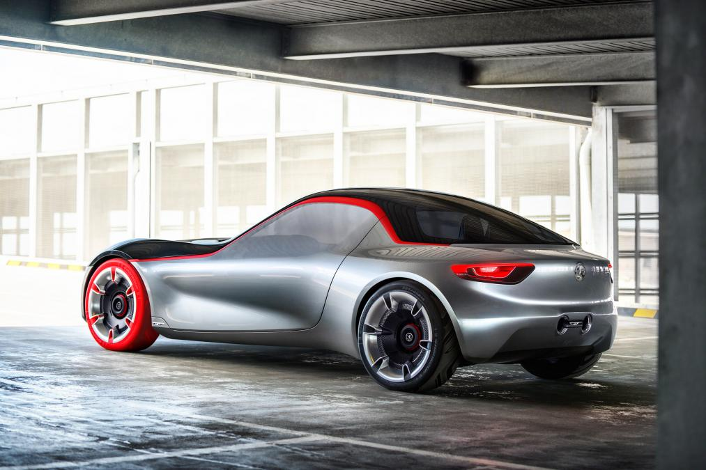 Vauxhall reveal stunning GT Concept